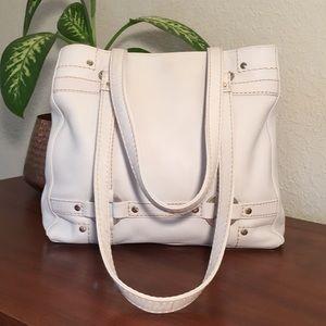 🌷STONE & CO. Lovely Bone Leather Shoulder Bag